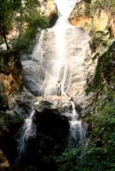 Vista cascadas